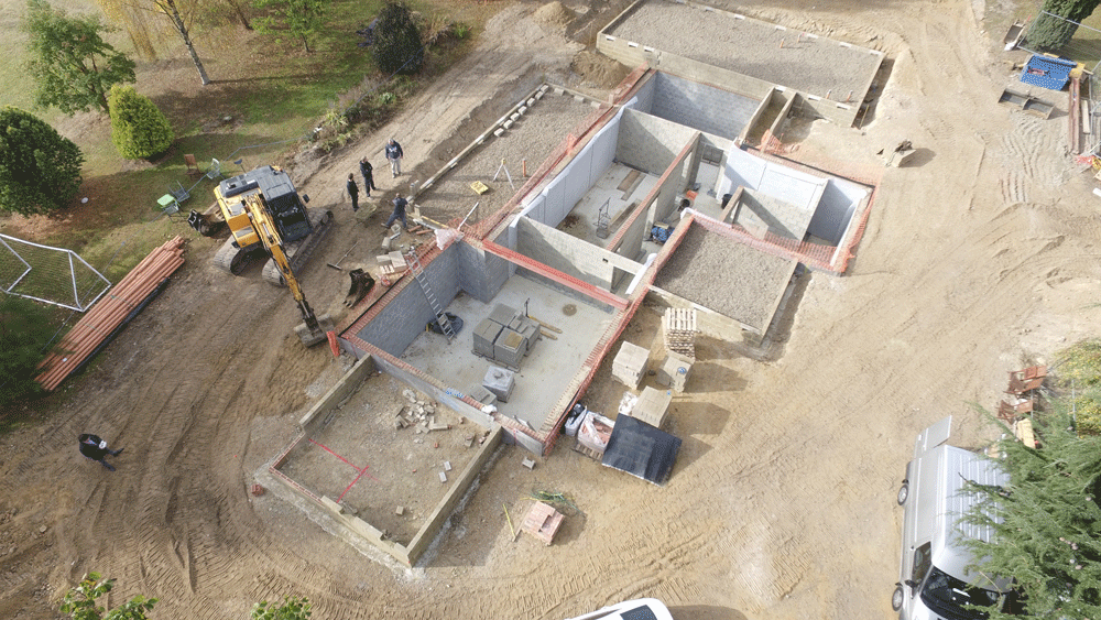 Basement Construction In Essex
