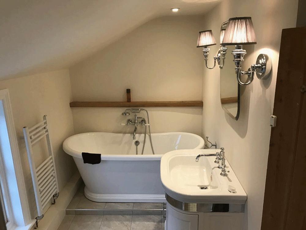 bathroom fitters romford essex